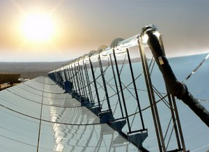 Solarenergie - endlich Unabhängigkeit vom Öl?