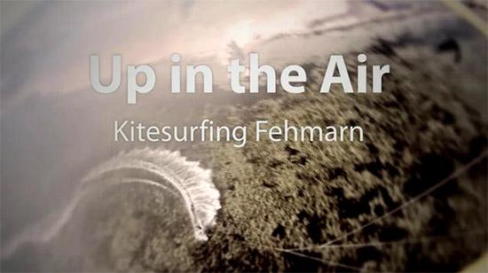 Kitesurf Video: Fehmarn aus der Luft